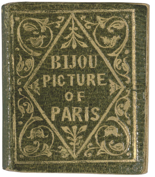 Bijou Picture of Paris. London