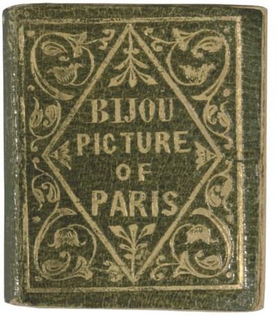 Bijou Picture of Paris. London