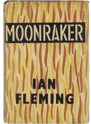 FLEMING, Ian.  Moonraker. Lond