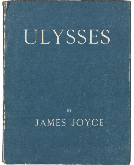 JOYCE, James (1882-1941).  Uly