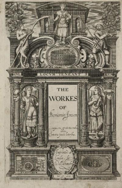 JONSON, Benjamin ('Ben', 1572-