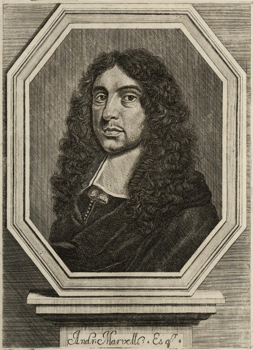 MARVELL, Andrew (1621-1678). M
