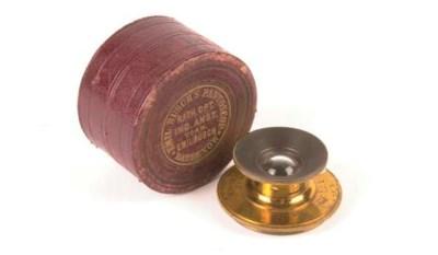Pantoscop No. 3 lens