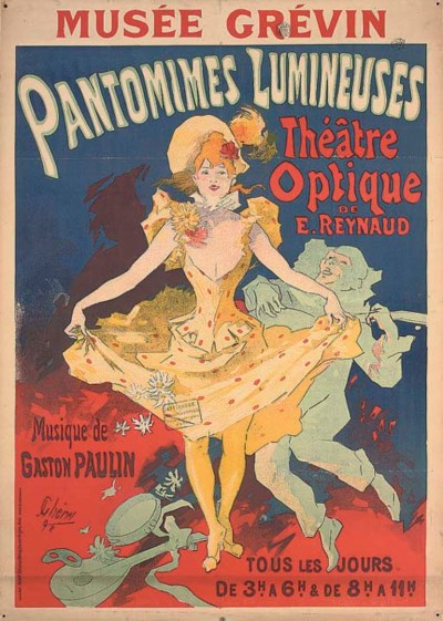Pantomimes Lumineuses  Musée G