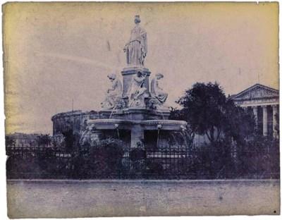 La Fontaine de Nîmes