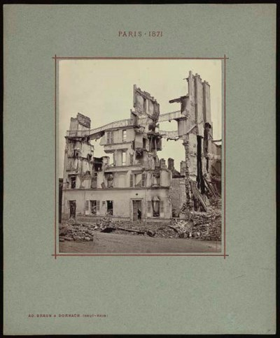 Aftermath of the Franco-Prussi