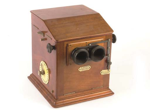 Le Taxiphote stereoscope