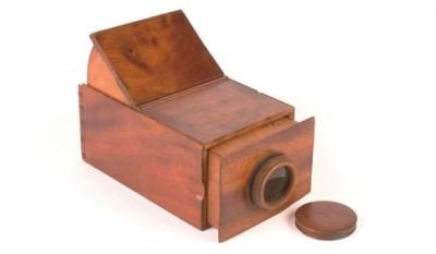 Reflex camera obscura