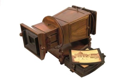 Megalethoscope pictures