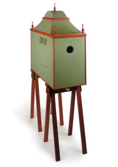 Viewing box, replica
