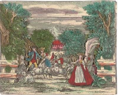 Shepherds and Shepherdesses