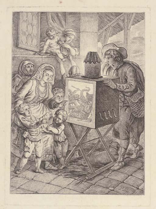 Peepbox with Demons