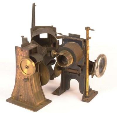 Projection mechanisms