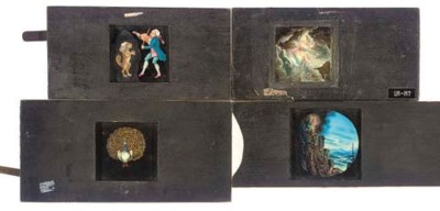 Early French Moving slides
