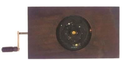 Astronomical slide