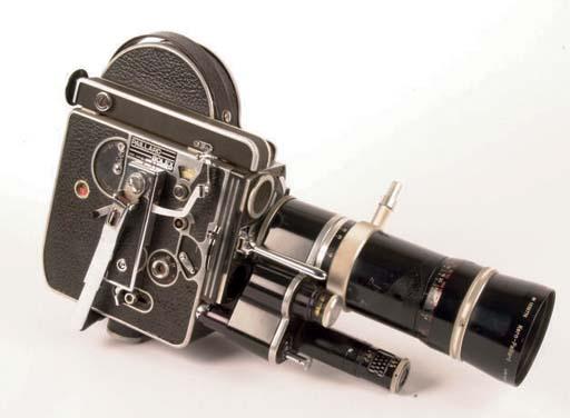 Bolex H16 reflex no. 168559