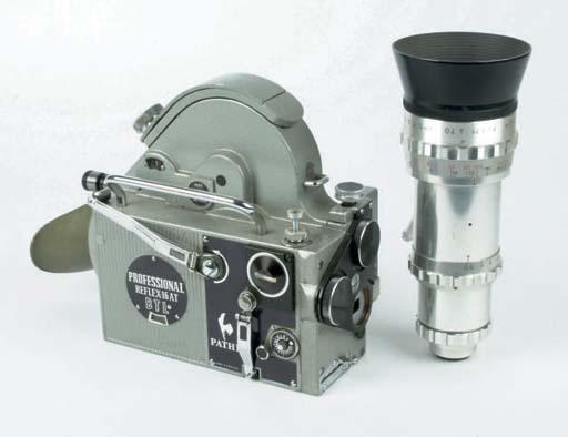 Professional reflex 16AT BTL camera