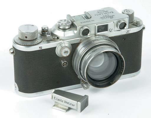 Leica IIIb no. 335079