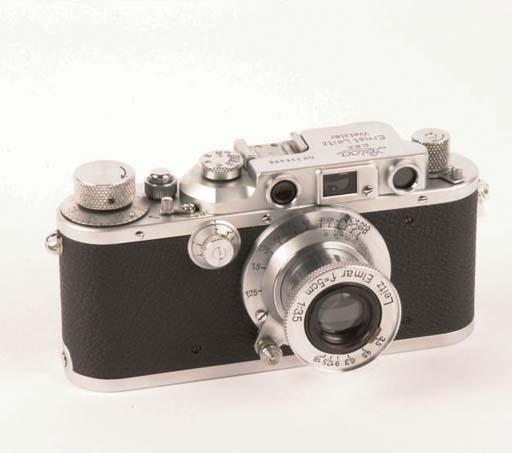 Leica IIIb no. 336496
