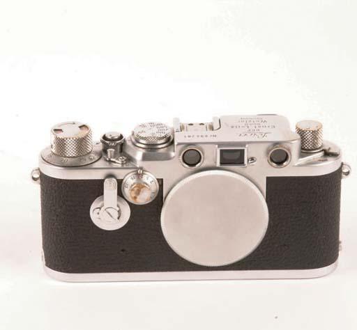 Leica IIIf no. 694281