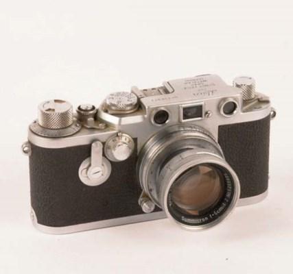 Leica IIIf no. 725973