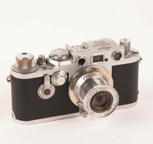 Leica IIIf no. 770941