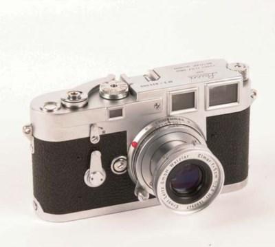 Leica M3 no. 833009