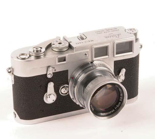 Leica M3 no. 915665