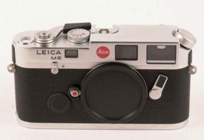 Leica M6 no. 2418633
