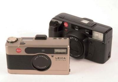 Leica Minilux no. 2087401