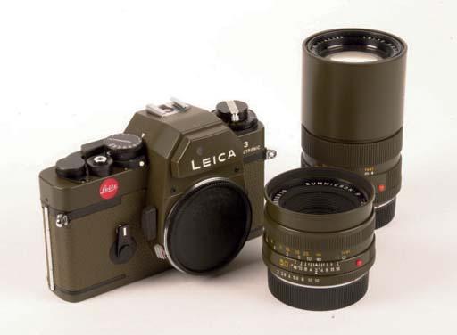 Leica R3 Safari no. 1484993