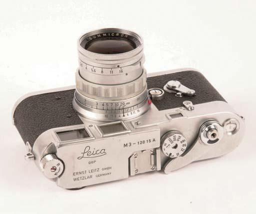 Leica M3 attrape no. 12015A