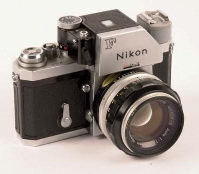 Nikon F no. 7133400