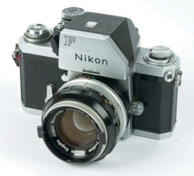 Nikon F Photomic no. 6963432