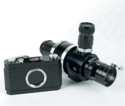 Nikon microscopy equipment