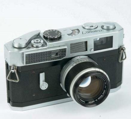 Canon 7 no. 875091