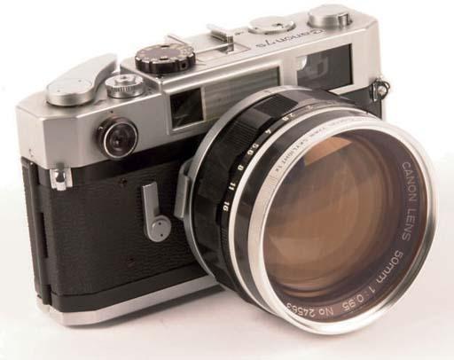 Canon 7s no. 108707