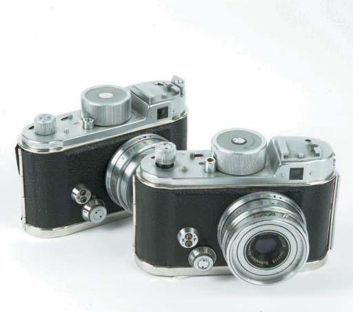 Robot cameras