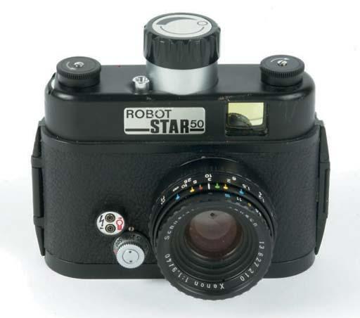 Robot Star 50 no. 209532
