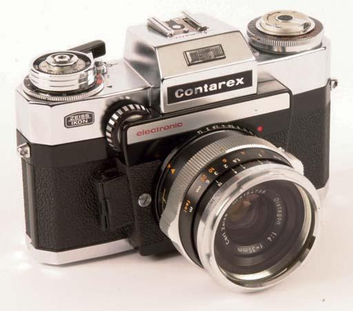 Contarex Electronic no. G36118