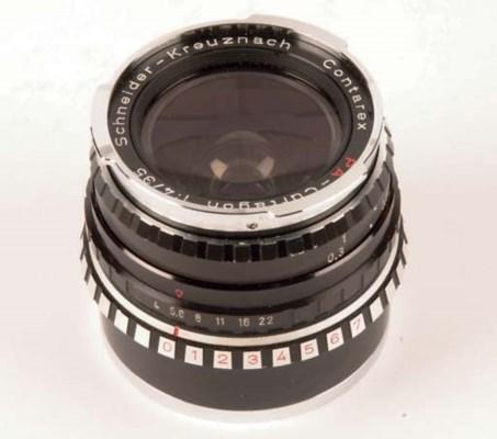 PA-Curtagon f/4 35mm. no. 1148
