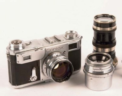 Contax II outfit