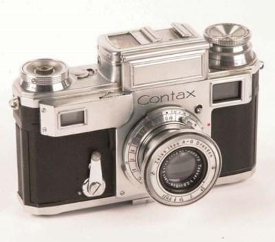 Contax III no. C10700