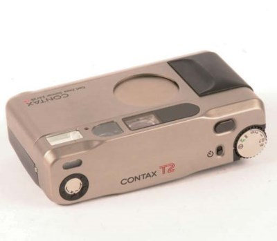 Contax T cameras