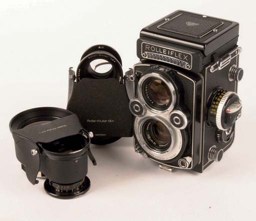 Rolleiflex 3.5f no. 2852457