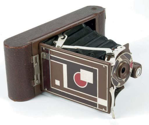 Gift Kodak No. 1A camera
