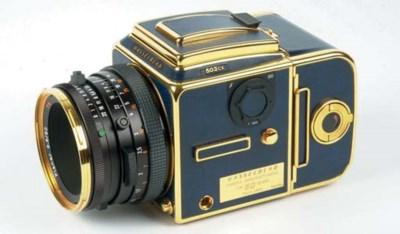Hasselblad 503cx Golden Blue 5