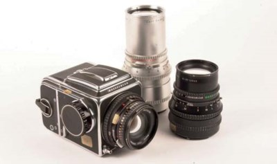 Hasselblad equipment