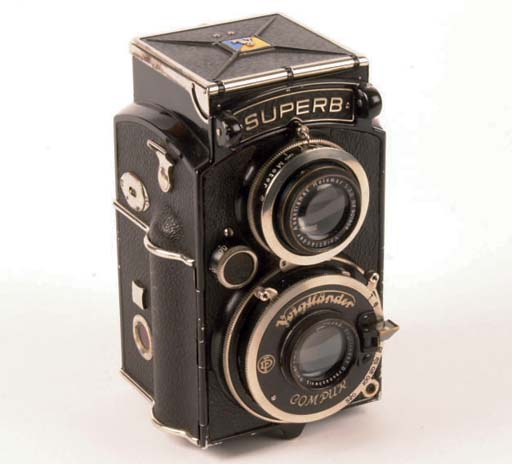Superb TLR camera