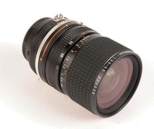 Zoom-Nikkor 28-85mm. f/3.5-4.5